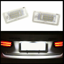 Für Mini Cooper R50 / Cabrio R52 / Cooper S R53 2x LED Kennzeichenbeleuchtung
