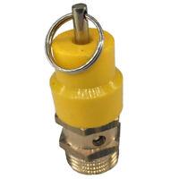 Soupape de décharge de sécurité de compresseur d'air pour et industrie G3 / 8