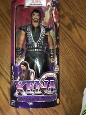 "Ares: The Deliverer 12"" Action Figure - Xena Warrior Princess Collection - Nrfb"