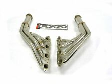 S/S Exhaust Header For 65-70 Chevrolet Camaro Impala Caprice Bel Air Nova By OBX