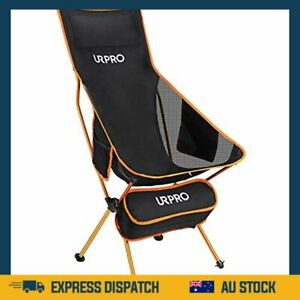 Risepro Upgraded Outdoor Camping Chair Portable Lightweight Folding Camp AU