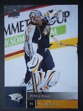 NHL 132 Pekka Rinne Nashville Predators Upper Deck 2009/10