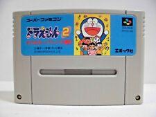 SNES -- Doraemon 2 -- Super famicom, Japan game, Work fully!! 13771
