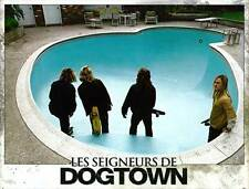 LORDS OF DOGTOWN Movie POSTER 11x14 French H Heath Ledger Samantha Lockwood