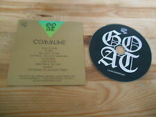 CD ROCK GOAT-commune (9) canzone PROMO Rocket Recordings CB