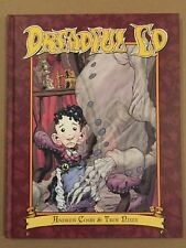 DREADFUL ED HARDCOVER by ANDREW COSBY & TROY NIXEY 2006 DARK HORSE COMICS 1ST ED