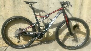 2017 Large Specialized S Works Epic FSR Di2 XTR