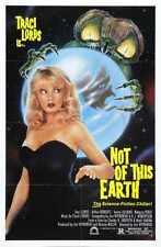 Pas de cette terre 1988 POSTER 01 A4 10x8 photo print