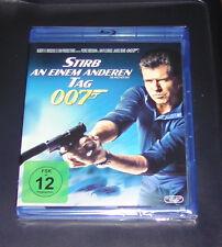 JAMES BOND 007  STIRB AN EINEM ANDEREN TAG  MIT PIERCE BROSNAN BLU RAY NEU & OVP