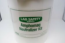 Lab Safety Supply Amphomag Neutralizer Kit #3TYJ6