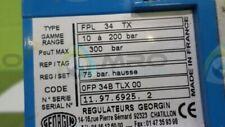 GEORGIN FPL-34-TX REGULATOR *USED*