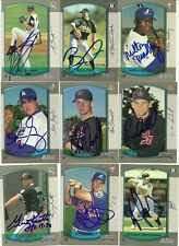 2000 Bowman ERIC GAGNE Signed Card autograph DODGERS BREWERS RANGERS