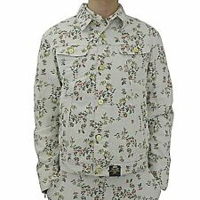 Vivienne Westwood (anglomania for Lee) Giubbotto di Jeans Icon Floral Jacket