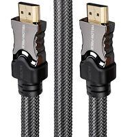 8K Fiber Optic HDMI Cable 2.1 Lot (8K@120Hz, 4K@60Hz, 48Gbps) HDCP2.2, 4:4:4 HDR