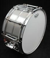 "Pearl STA1465AL 14"" x 6.5"" Beaded Seamless Aluminum SensiTone Snare Drum"