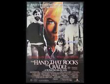 Hand That Rocked the Cradle 1992 Original Australian OS Cinema Movie Poster 272