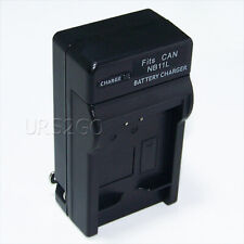 High Power Battery Camera Charger for Canon PowerShot A2300/A2400/A2500/SX400 IS