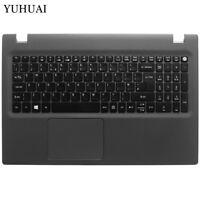 UK Laptop keyboard For ACER E5-532 E5-532G E5-532T E5-522 E5-522G Cover Palmrest