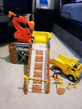 Imaginext Set 78330...construction Site