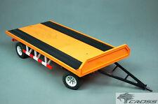 Cross RC 1:10  All Hang Platform Truck  Simulation Double Axles Trailer 90100002