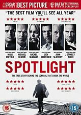 Spotlight (DVD) (2016) Mark Ruffalo