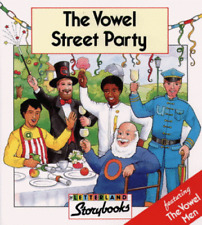 Very Good, The Vowel Street Party (Letterland Storybooks), Laslett, Stephanie, B