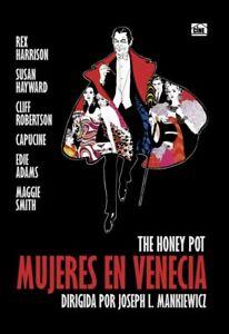 MUJERES EN VENECIA - The Honey Pot