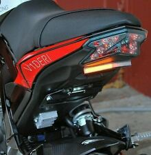 Kawasaki Z125 Fender Eliminator - New Rage Cycles NRC  Z125-FE