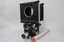 Sinar F 4x5 Body Large Format Camera