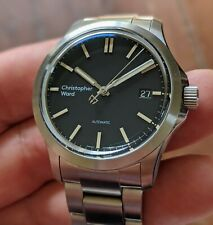 Christopher Ward C65 Trident Vintage MK1 Automatic Watch,