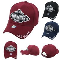 Las Vegas Baseball Cap Fashion Casual Hats Adjustable Caps Hip Hop Hipster