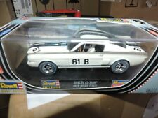REVELL 1/32nd SCALE  SHELBY GT-350 JERRY TITUS #61 SLOT CAR # RE 08371