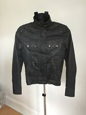 Belstaff Gangster Black Prince Jacket
