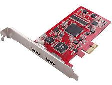HD72B HDMI Output&Input HD Video Capture Card grabber Converter PCI-E 1080P 30hz