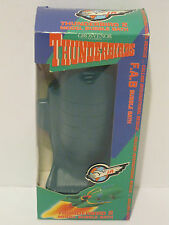 Vintage 1992 New in Box Thunderbirds F.A.B Bubble Bath Thunderbird 2 Soaky