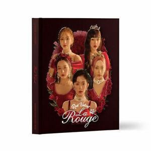 Red Velvet Red Velvet 3rd Concert La Rouge Photobook + Tracking number