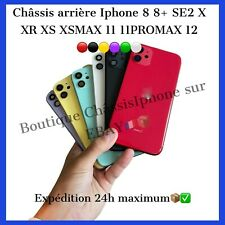 Châssis Arrière iPhone 8 8+ SE2 X XS XR XS XSMAX 11 11PRO/MAX 12 12MINI 12PROMAX