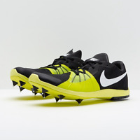Nike Zoom Forever XC 5 Black/Volt Men's Size 11.5 Track Running Cross Country