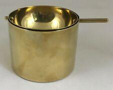 Cylinda-Line BRASSWARE by Arne Jacobsen for STELTON - Large revolving ashtray