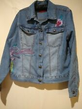 CJ CREST JEAN Women's Jacket Size XL ( 673)