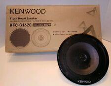 "JVC Kenwood KFC-G1620 6"" Flush Mount Car Speakers 180W NIOB"