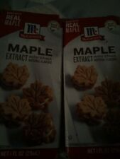 Mccormick Maple Extract - 1 Oz - Pack of 2