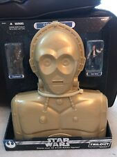 Star Wars Original Trilogy Collection C3PO Carry Case from 2004