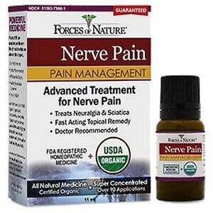 FORCES OF NATURE - Nerve Pain Management - 0.37 fl. oz. (11 ml)