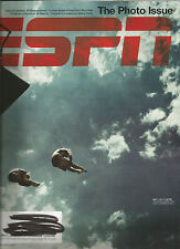 ESPN June 13 2011 The Photo Issue History of sports in 38 objects/Belmont