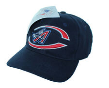 New! Anaheim Angels Adjustable Snap Back Hat Embroidered Cap - Navy Blue