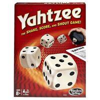 Hasbro Classic Yahtzee Dice Game Family Game Toys Kids Fun Activity Adult
