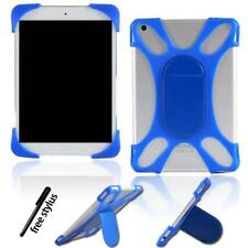 Shockproof Silicone Stand Bumper Cover Case For Various HP Tablet + Stylus