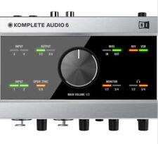 Native Instruments Komplete Audio 6 Premium 6-Channel USB 2.0 Audio Interface