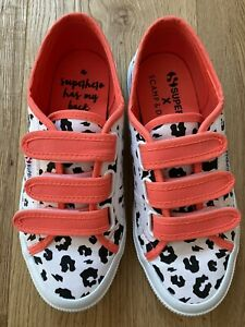 Scamp and Dude Supergra Ladies Trainers Size 4